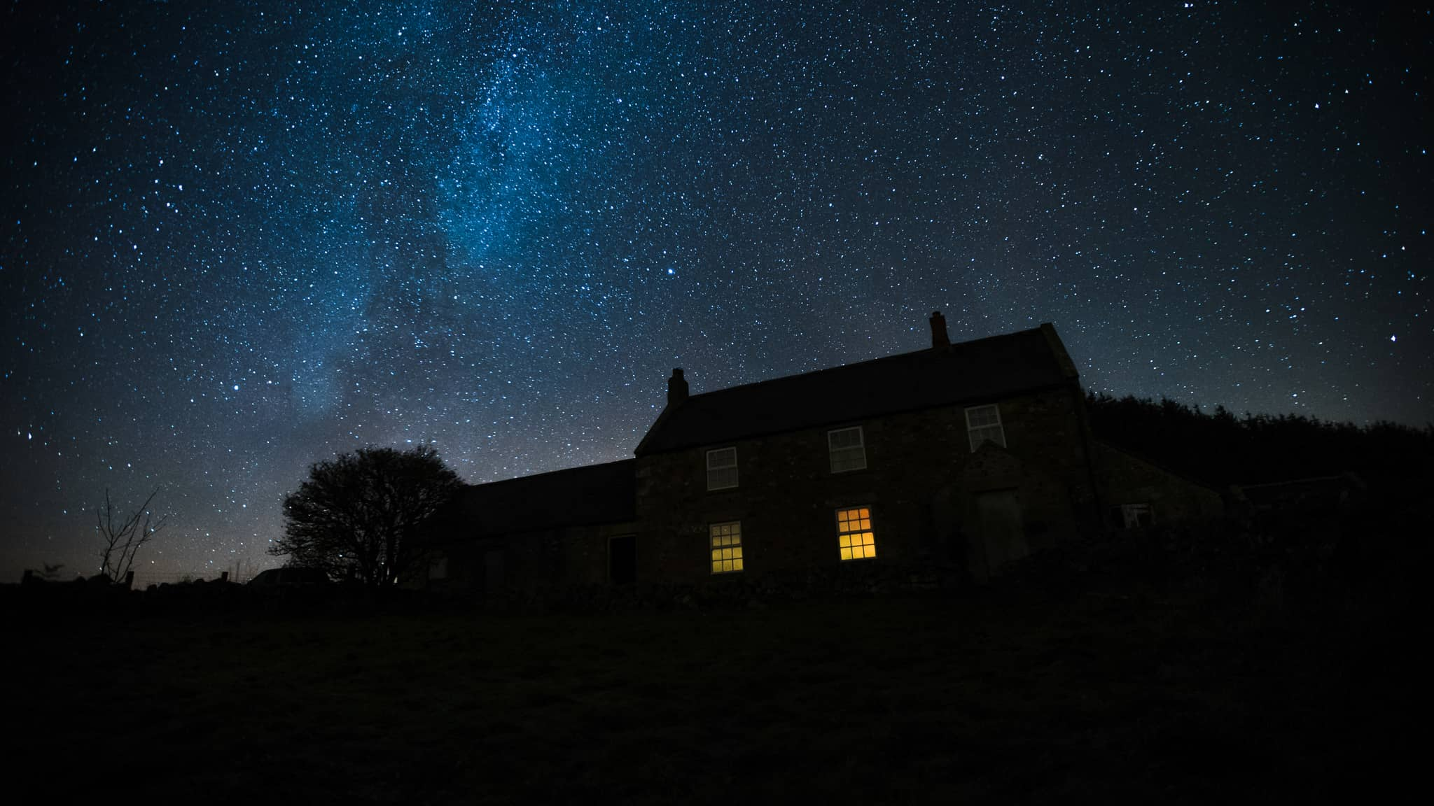 Northumberland International Dark Sky Park